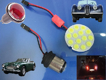 Quicksilver Automotive High Power Led Upgrade Kit For