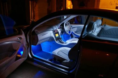 Quicksilver Automotive Interior Lighting